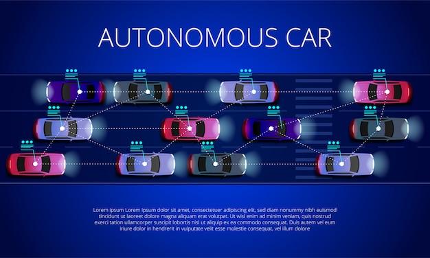 Autonome auto