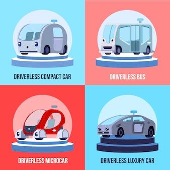 Autonome voertuigen zonder bestuurder