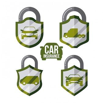 Autoverzekering ontwerp