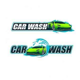 Autowassen logo