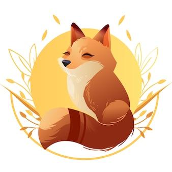 Autunm fox