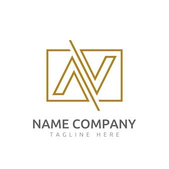Av-briefsjabloon logo