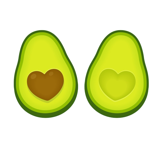 Avocado-liefde