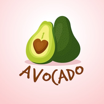 Avocado verslaafde