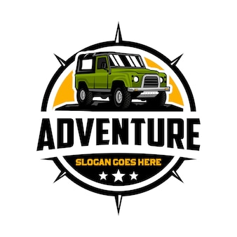 Avontuur auto-logo