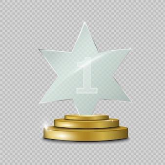 Award trofee
