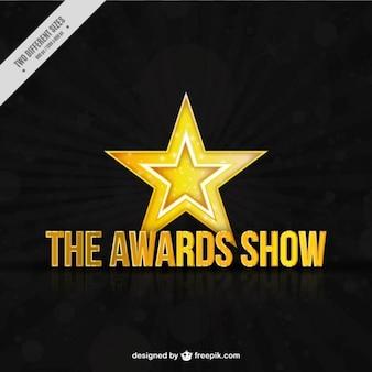 Awards show achtergrond