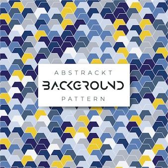 Azulejos tegels gecontroleerd abstracte achtergrond