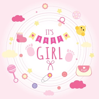 Baby meisje set