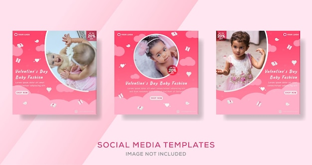 Baby mode post banner