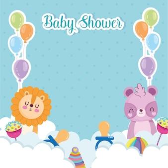 Baby shower viering