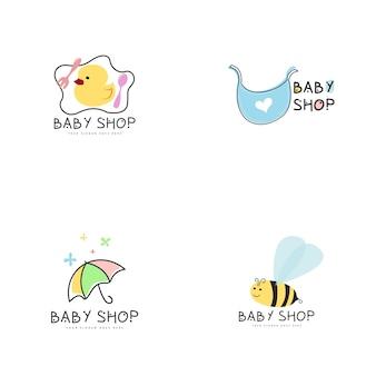 Baby winkel logo