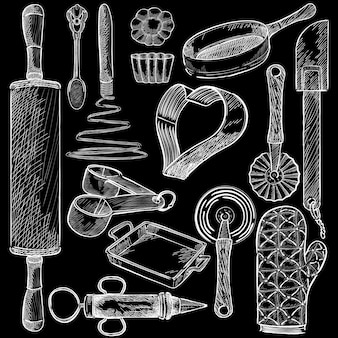 Bakken gereedschappen