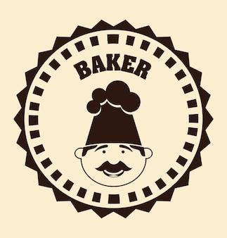 Bakkerij label