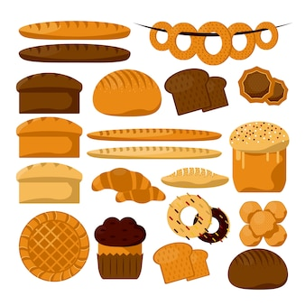 Bakkerij- of banketproducten