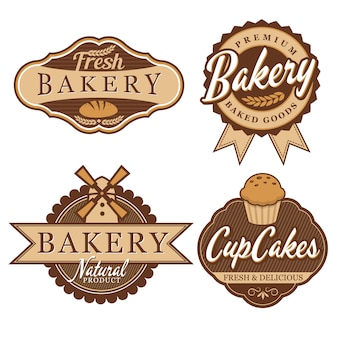 Bakkerijbadge & -labels