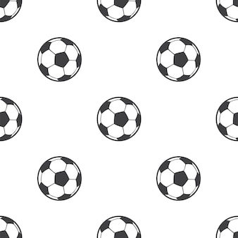 Bal, vector naadloos patroon, bewerkbaar kan worden gebruikt voor webpagina-achtergronden, opvulpatronen