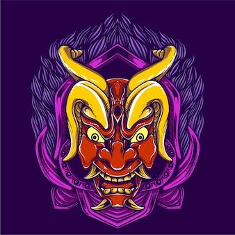 Balinees barong kunstwerk