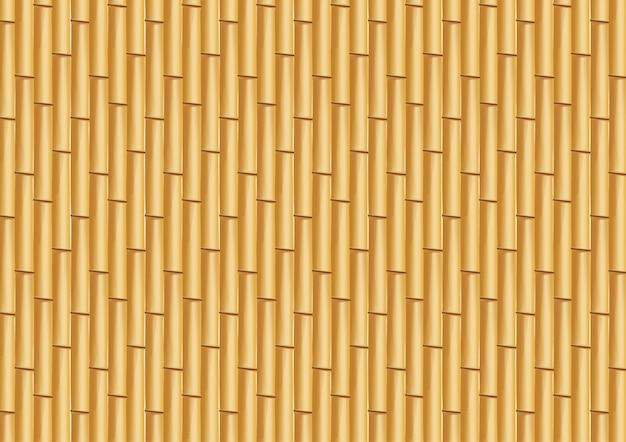 Bamboe hek achtergrond