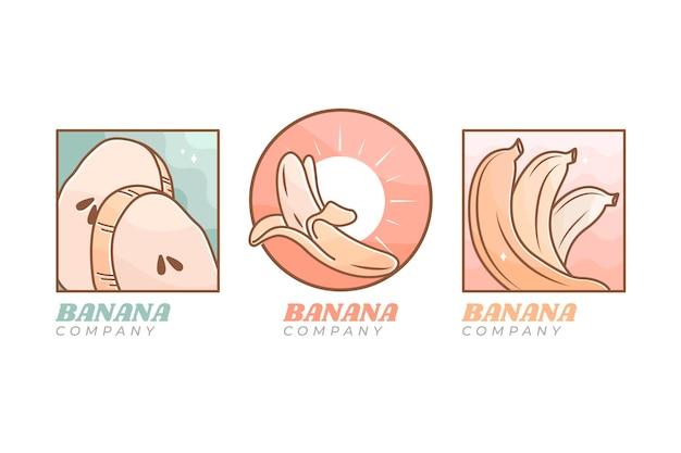 Banaan logo collectie