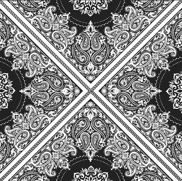Bandana patroon