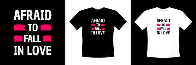 Bang om verliefd te worden op typografie
