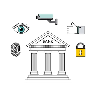 Bank- en beveiligingsontwerp