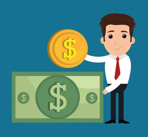 Bank- en geldinvestering
