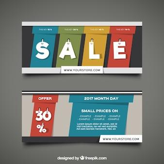 Banners interessante sales