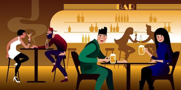 Bar mensen 2020