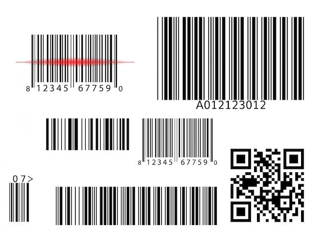Bar qr code scannen