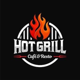 Barbecue-grill-logo