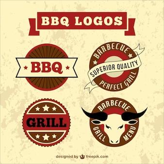 Barbecue kwaliteit badges