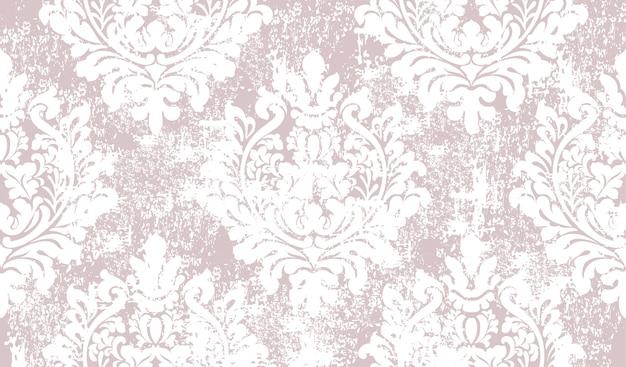 Barok grunge textuurpatroon