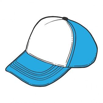 Baseballpet, trucker hoed.