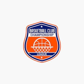 Basketbal club badge
