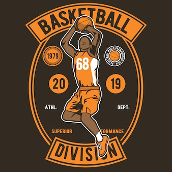 Basketbal divisie