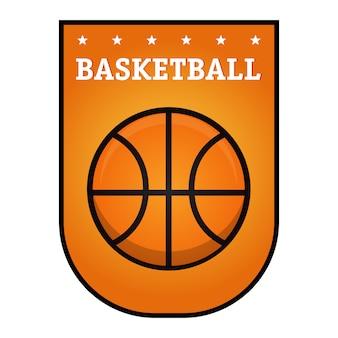 Basketbal embleem