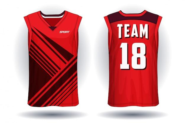 Basketbal shirt