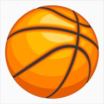 Basketbal vectorillustratie