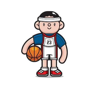 Basketbalspeler