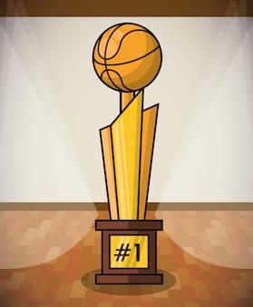 Basketbalsportuitrusting