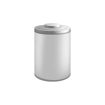 Batterij pictogram illustratie,