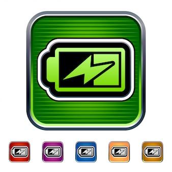 Batterij pictogram
