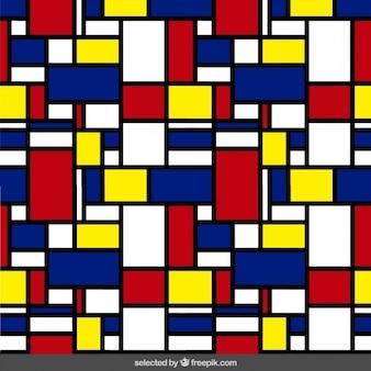 Bauhaus patroon