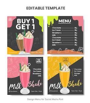 Baverage promo nieuw menu
