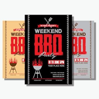 Bbq-flyers