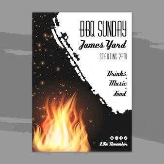 Bbq-sjabloon folder