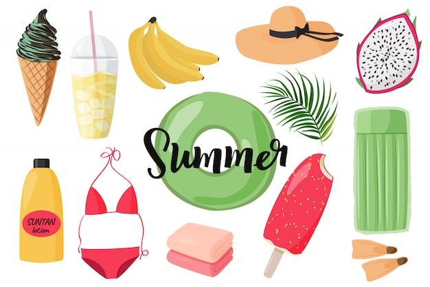 Beach party zomercollectie.