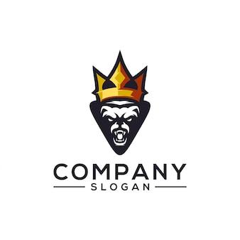 Bear logo-ontwerp